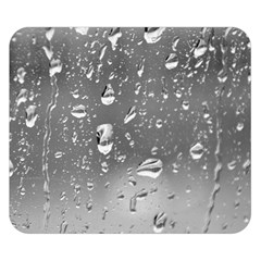 Water Drops 4 Double Sided Flano Blanket (small)