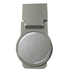 Water Drops 3 Money Clips (Round)