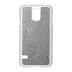 Water Drops 3 Samsung Galaxy S5 Case (white)