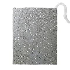Water Drops 3 Drawstring Pouches (xxl)