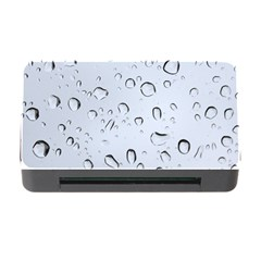 Water Drops 2 Memory Card Reader With Cf