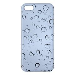 WATER DROPS 2 iPhone 5S Premium Hardshell Case
