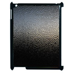 WATER DROPS 1 Apple iPad 2 Case (Black)