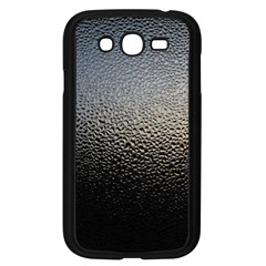 WATER DROPS 1 Samsung Galaxy Grand DUOS I9082 Case (Black)