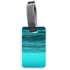 UNDERWATER WORLD Luggage Tags (One Side)