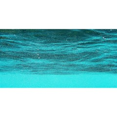 Underwater World You Are Invited 3d Greeting Card (8x4)