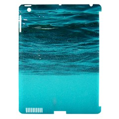 UNDERWATER WORLD Apple iPad 3/4 Hardshell Case (Compatible with Smart Cover)