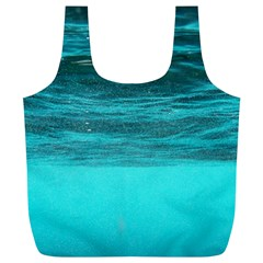 UNDERWATER WORLD Full Print Recycle Bags (L)