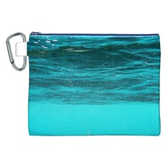 UNDERWATER WORLD Canvas Cosmetic Bag (XXL)