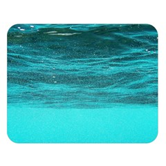 UNDERWATER WORLD Double Sided Flano Blanket (Large)