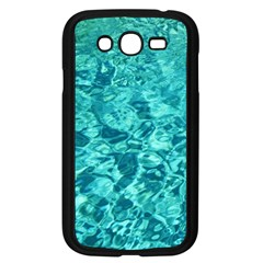 TURQUOISE WATER Samsung Galaxy Grand DUOS I9082 Case (Black)