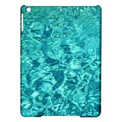 TURQUOISE WATER iPad Air Hardshell Cases