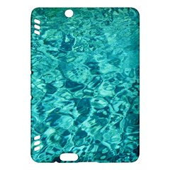 TURQUOISE WATER Kindle Fire HDX Hardshell Case