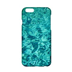 TURQUOISE WATER Apple iPhone 6/6S Hardshell Case