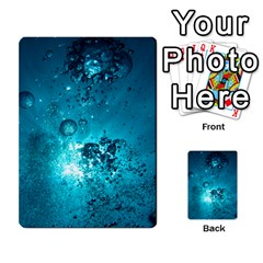 Sun Bubbles Multi Purpose Cards (rectangle)