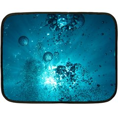 SUN-BUBBLES Fleece Blanket (Mini)