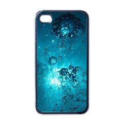 SUN-BUBBLES Apple iPhone 4 Case (Black)