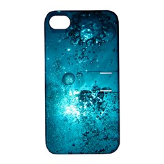 SUN-BUBBLES Apple iPhone 4/4S Hardshell Case with Stand
