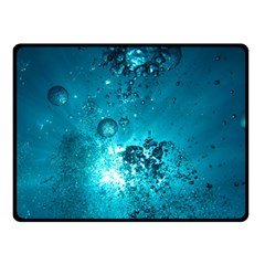 SUN-BUBBLES Double Sided Fleece Blanket (Small)