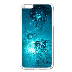 SUN-BUBBLES Apple iPhone 6 Plus/6S Plus Enamel White Case