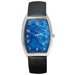 PACIFIC OCEAN Barrel Metal Watches
