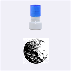 Pacific Ocean Rubber Round Stamps (small)