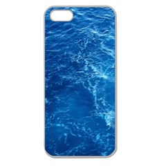 PACIFIC OCEAN Apple Seamless iPhone 5 Case (Clear)