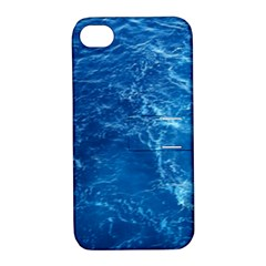 PACIFIC OCEAN Apple iPhone 4/4S Hardshell Case with Stand
