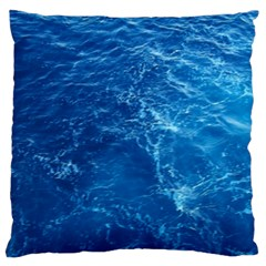 PACIFIC OCEAN Large Flano Cushion Cases (Two Sides)