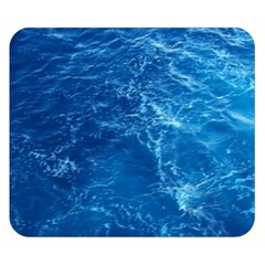 Pacific Ocean Double Sided Flano Blanket (small)