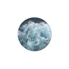 OCEAN WAVES Golf Ball Marker