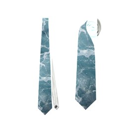OCEAN WAVES Neckties (One Side)