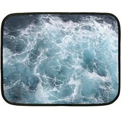 Ocean Waves Fleece Blanket (mini)