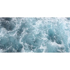 Ocean Waves You Are Invited 3d Greeting Card (8x4)