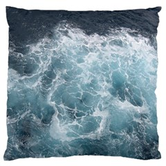 OCEAN WAVES Standard Flano Cushion Cases (Two Sides)