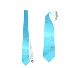 Light Turquoise Ice Neckties (two Side)