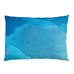 Light Turquoise Ice Pillow Cases