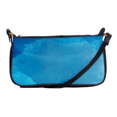 Light Turquoise Ice Shoulder Clutch Bags