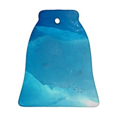 Light Turquoise Ice Ornament (bell)