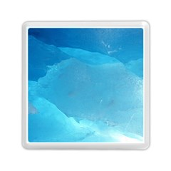 LIGHT TURQUOISE ICE Memory Card Reader (Square)