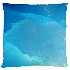 Light Turquoise Ice Large Cushion Cases (two Sides)