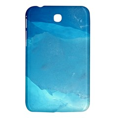 LIGHT TURQUOISE ICE Samsung Galaxy Tab 3 (7 ) P3200 Hardshell Case