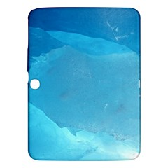 LIGHT TURQUOISE ICE Samsung Galaxy Tab 3 (10.1 ) P5200 Hardshell Case