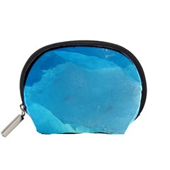 LIGHT TURQUOISE ICE Accessory Pouches (Small)