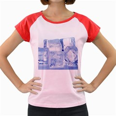 ICE CUBES Women s Cap Sleeve T-Shirt
