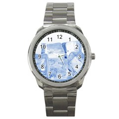 ICE CUBES Sport Metal Watches
