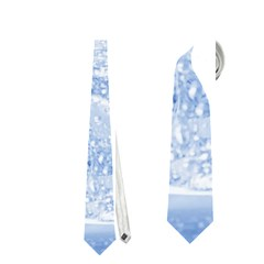 Ice Cubes Neckties (one Side)