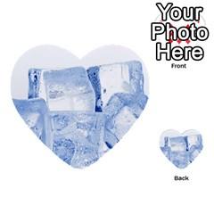 ICE CUBES Multi-purpose Cards (Heart)