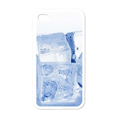 ICE CUBES Apple iPhone 4 Case (White)