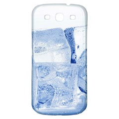 ICE CUBES Samsung Galaxy S3 S III Classic Hardshell Back Case